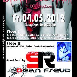 Dean Freud  - Dark Club Night DJ Set at Engelsburg 2012 (Part I)