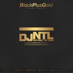DJ NTL - RnBass Summer Mixtape (2015) (Presented by Blackplusgold)