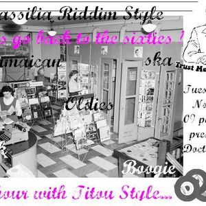 Massilia Riddim Style with Titou SKA rare & original tunes !