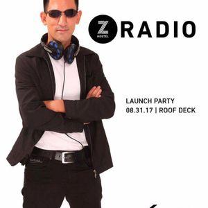 Loomsy - Z Hostel Radio Launch Party (FULL SET) - Aug 31 2017