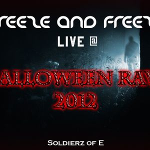Breeze & Freeze - Live @ Halloween Rave 2012 (Breeze's Part)