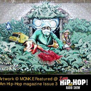 I Am Hip-Hop Radio Show - 05/06/14
