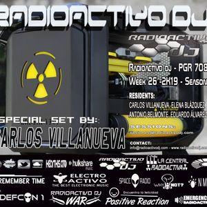 RADIOACTIVO DJ 26-2019 BY CARLOS VILLANUEVA