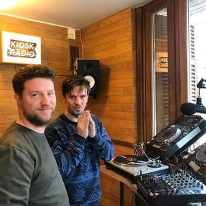 Dragan & Shiru @ Kiosk Radio 04.04.2018