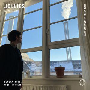 Jollies w/ Kritzkom - 14th February 2021