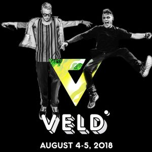 VELD 2018 MIX   Martin Garrix, DJ Snake, MIGOS, Marshmello, and more