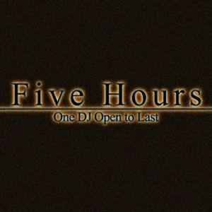 2012.6.22FIVE HOURS@CLUB ADD sendai