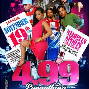 499 the Soca Promo cd November 19