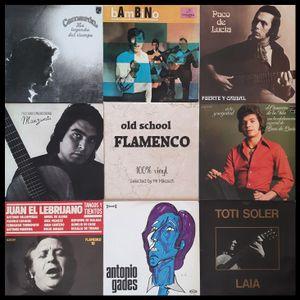 Old School Flamenco - 100% vinyl