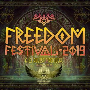 Freedom Festival (Chill & Groovy Garden) #Portugal