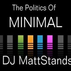The Beauty Of Silence DJ Matt Stands