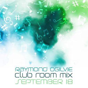 Club Room Mix September 2018