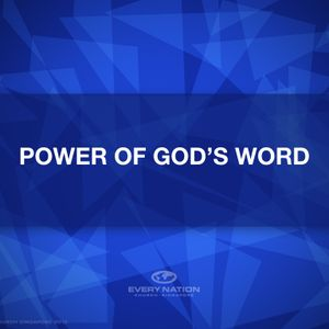 Power of God's Word by Daniel and Wendy (8 November 2015)