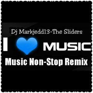 Mixset Non-Stop Love Songs Mp3 Music By La Dj Markjedd13-The Sliders