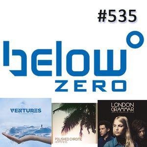 Below Zero Show #535