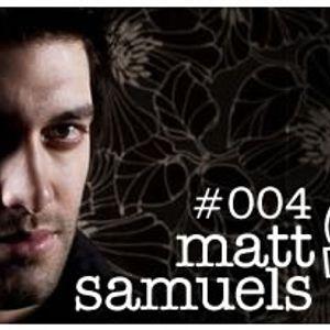 DTPodcast 004: Matt Samuels