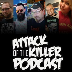 Attack of the Killer Podcast 152: Curses