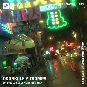 OKONKOLE Y TROMPA W/ PAM & ALEXANDRA BENALLA - 14th August 2019