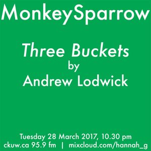 Three Buckets by Andrew Lodwick