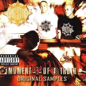 Gang Starr–Moment of Truth Original Samples(Sell-action#345_tilos90.3_2018.01.28)