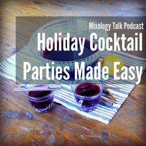27 - Great Cocktails for Your Party - Without Bartending all Night!