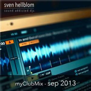 myClubMix 2013-09