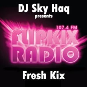 2007 DJ Sky Haq presents Fresh Kix - Week 43