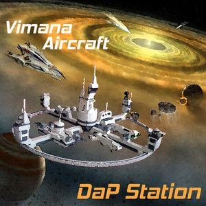 Vimana Aircraft's DaP Station Podcast