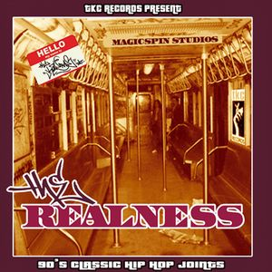 Kay One & TKC records- The realness (90's hip hop classics mix)