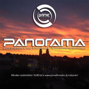 Panorama Primefm 031 - Mixed By Tamas Jambor