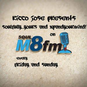 Ricco Jose - Xpandyourmind! Radio Show (Aug 21st '16)