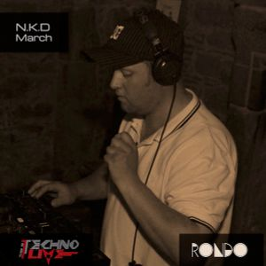 N.K.D - This is Techno Live - March