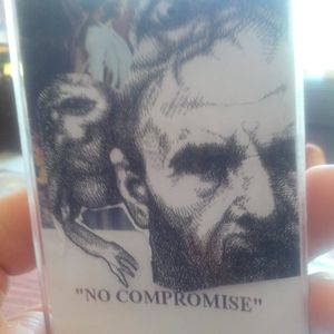 """NO COMPROMISE"" - diversity mixtape with religious themes"