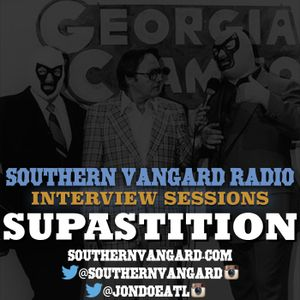 Southern Vangard Radio Interview Sessions - Supastition