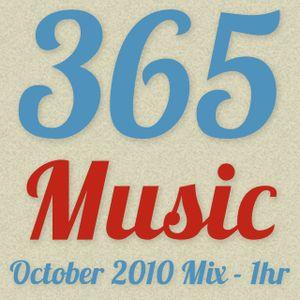 365 Music - October Mix
