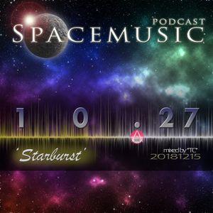 Spacemusic 10.27 Starburst