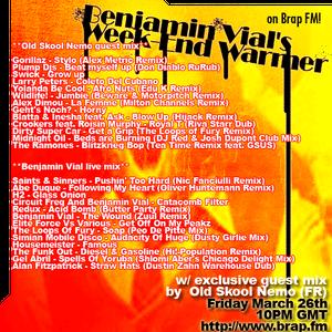 Brap FM w/ Old Skool Nemo - 26/03/10