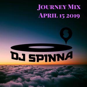 DJ Spinna Journey Mix 4-15-19