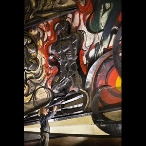 Mexico's Pago En Especie Scheme and revolutionary muralist, David Alfaro Siqueiros