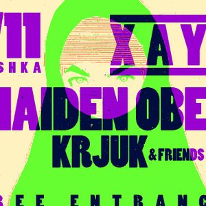 Maiden Obey @ Mishka Bar Podcast