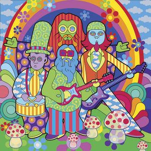 January '10 Mix - 'Psychedelic Scumbags!'