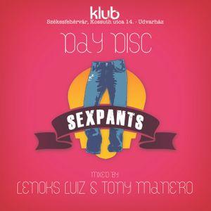 Day Disc by Sexpants  (Lenoks Luiz & Tony Manero)