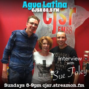 Interview with Sue Foley