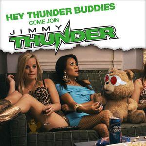 Jimmy Thunder - London Nation FM - 1 Dec 2013