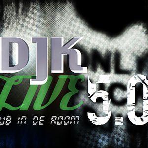 DJK - Dirty Club Mix In De Room 5.0 July 2012 live