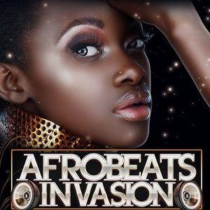 Dj Ron Allen Present The AfroBeats Invasion