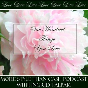 One Hundred Things You Love