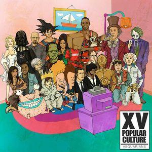XV - Popular Culture-2012