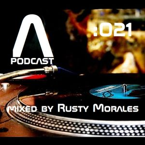 audiotechnika podcast 021 mixed by Rusty Morales