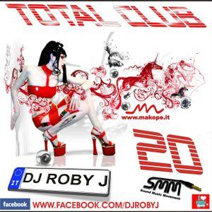 DJ ROBY J - TOTAL CLUB 20
